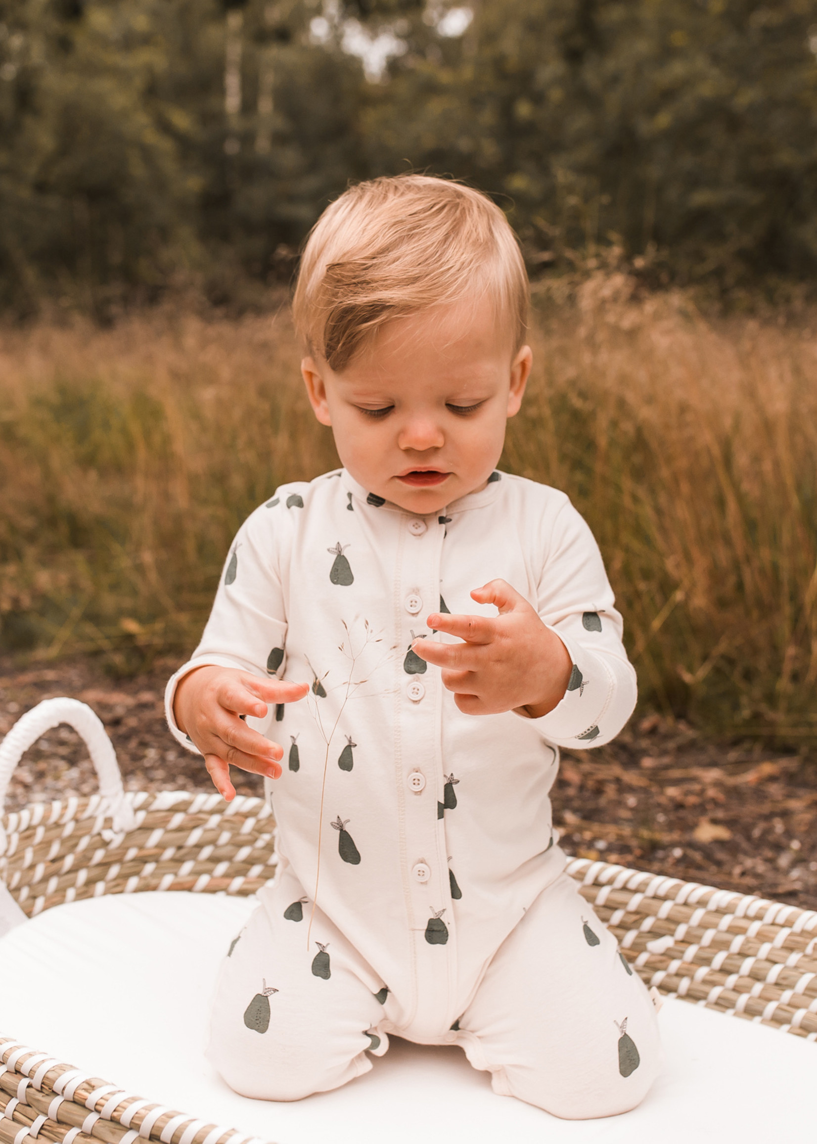 Your Wishes YW - Pear   Onesie
