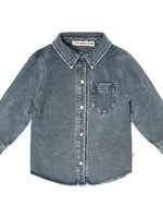 Your Wishes YW - Knitted Denim | Shirt