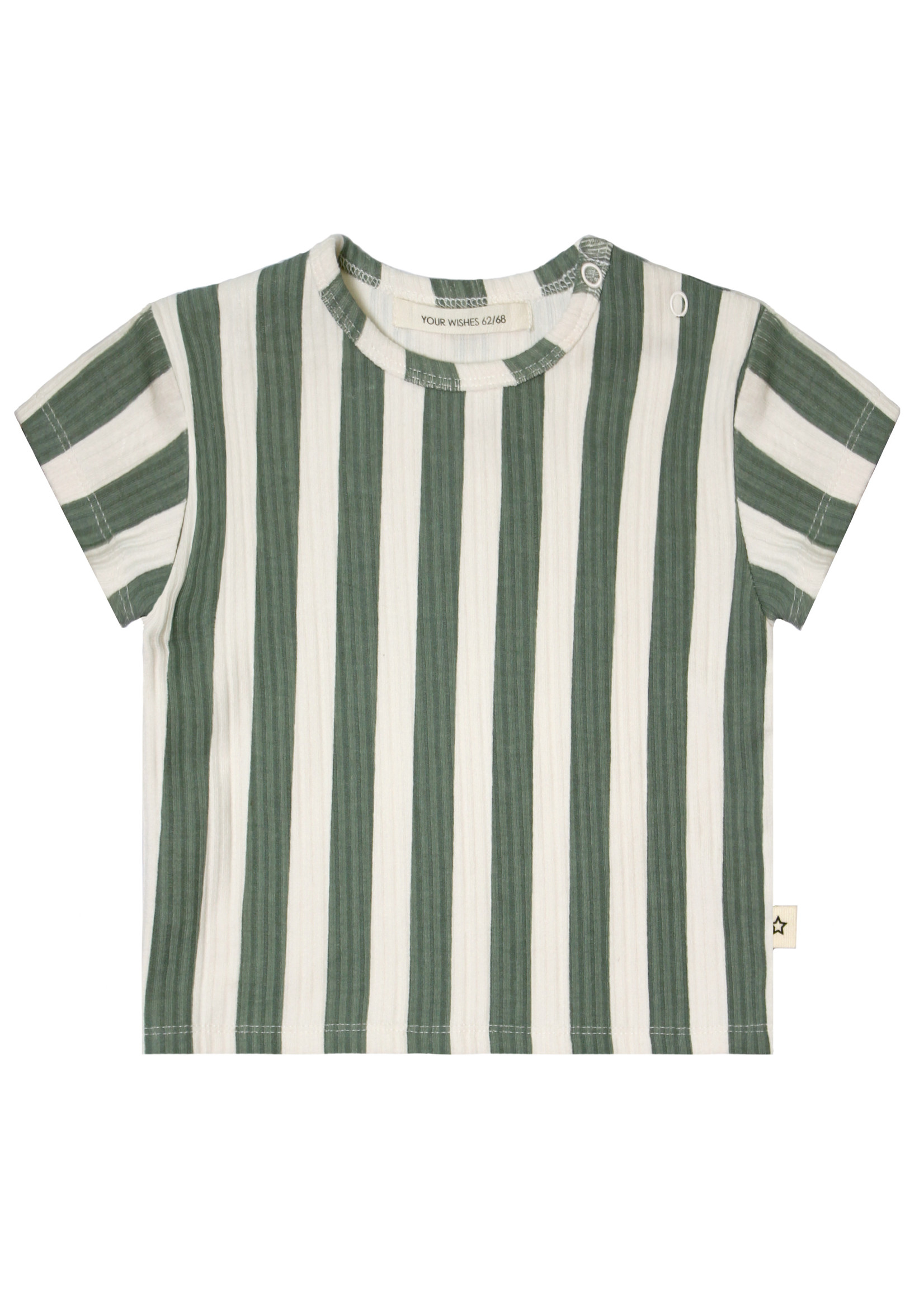 Your Wishes YW - Bold Stripes | Loose Tee