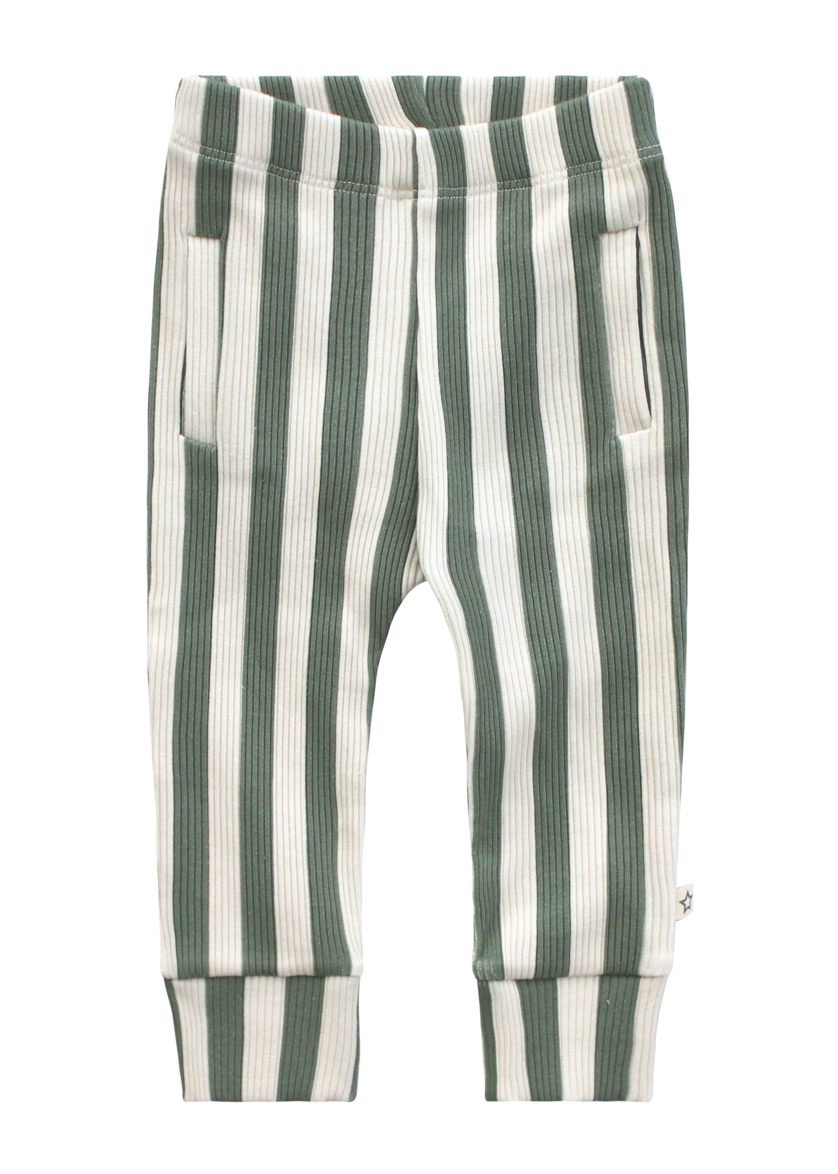 Your Wishes YW - Bold Stripes   Fitted Pants