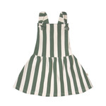 Your Wishes YW - Bold Stripes   Dungaree Dress