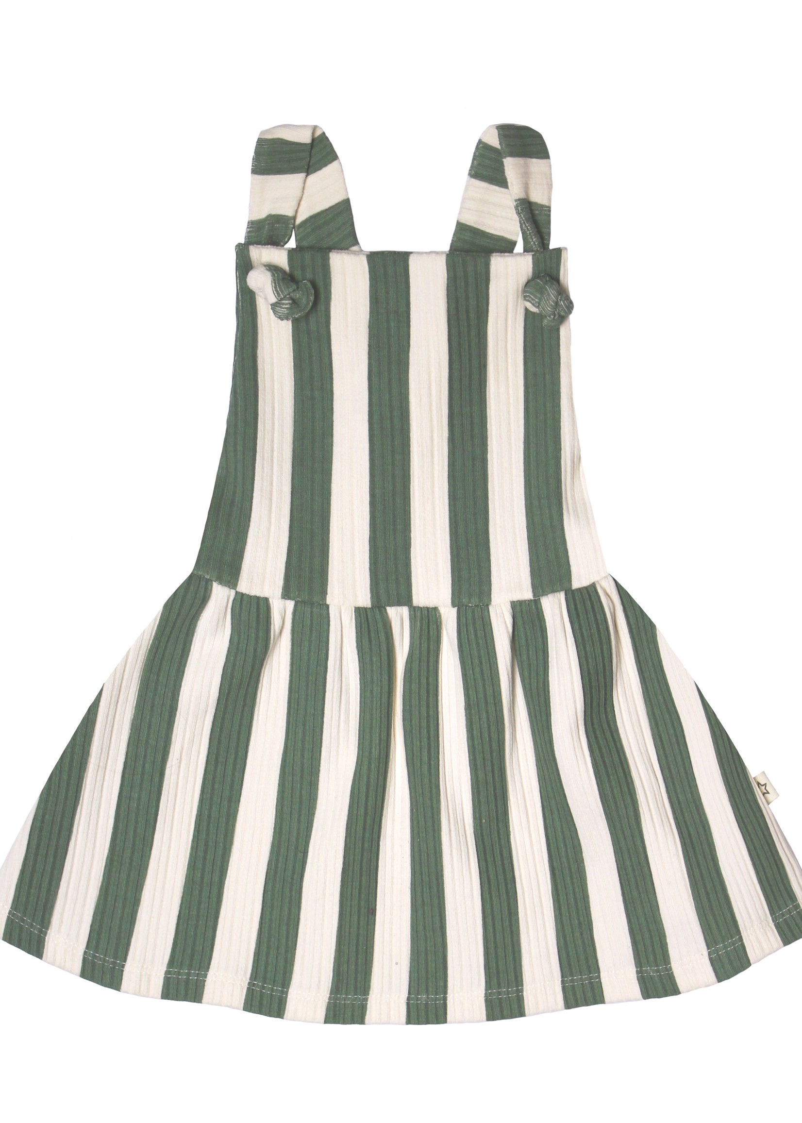 Your Wishes YW - Bold Stripes | Dungaree Dress