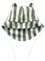 Your Wishes YW - Bold Stripes | Bear Summer Hat