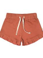Your Wishes YW - Rib Terra | Ruffle Shorts
