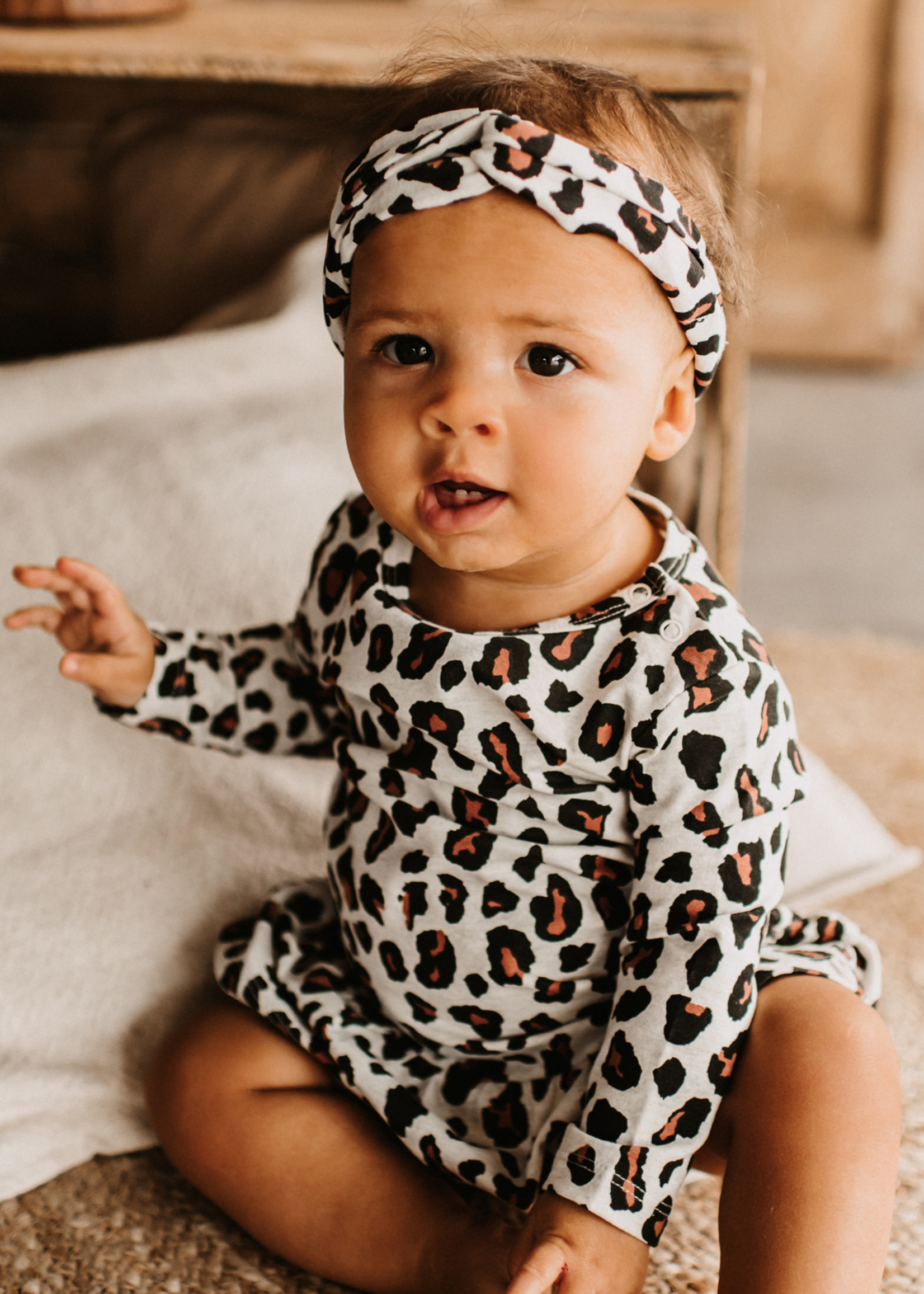 Your Wishes YW - Leopard | Twisted Headband
