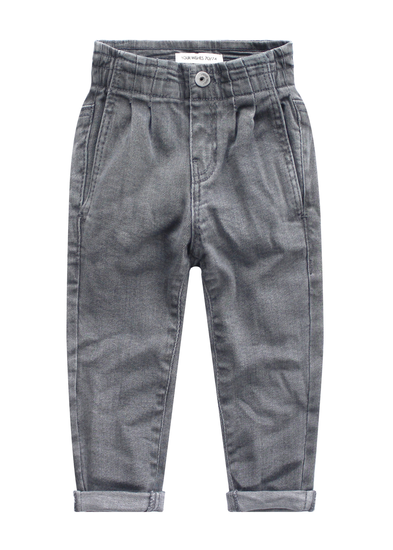 Your Wishes YW - Denim | Paperbag Jeans