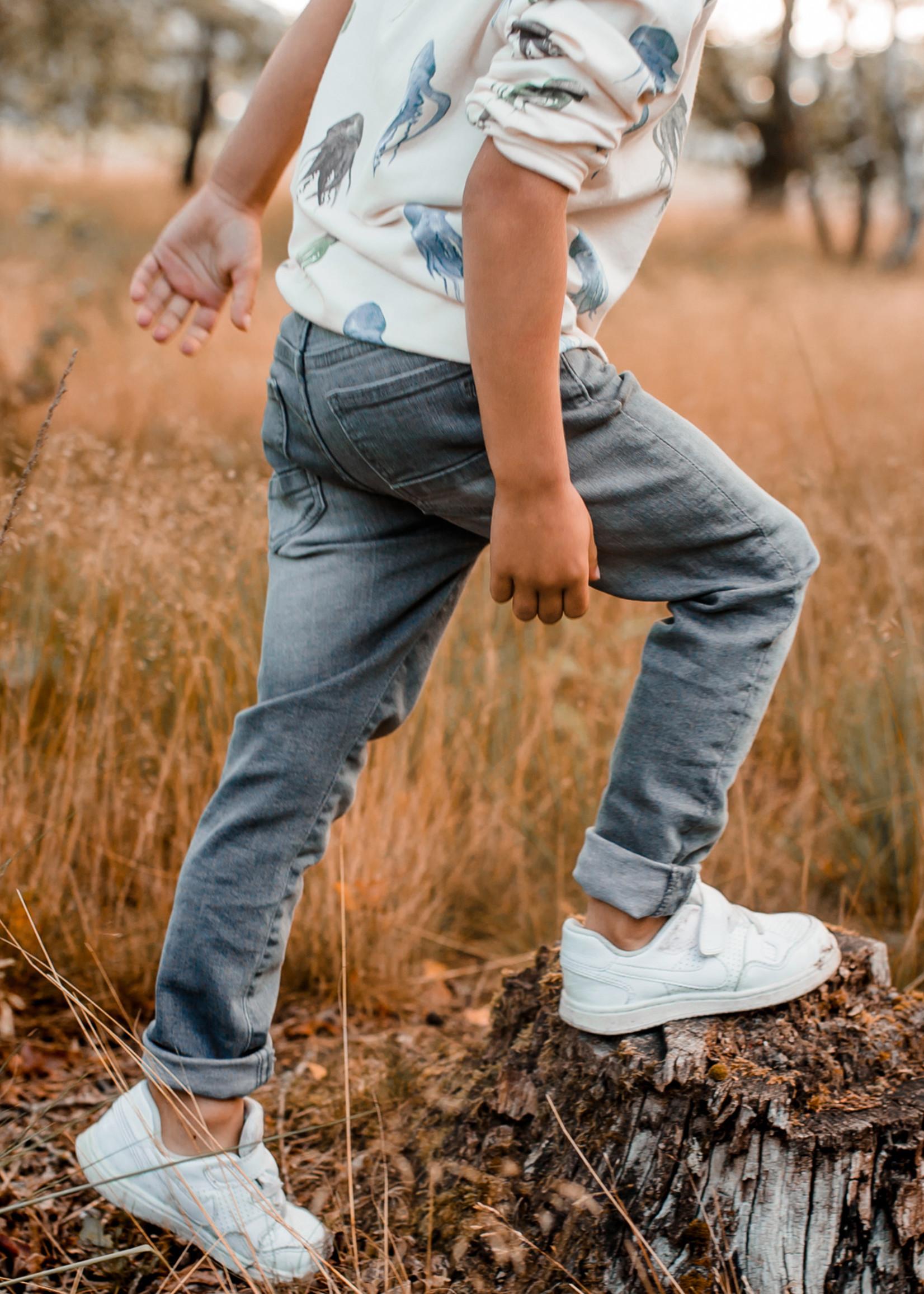Your Wishes YW - Denim   Slim Fit Jeans Denim Grey