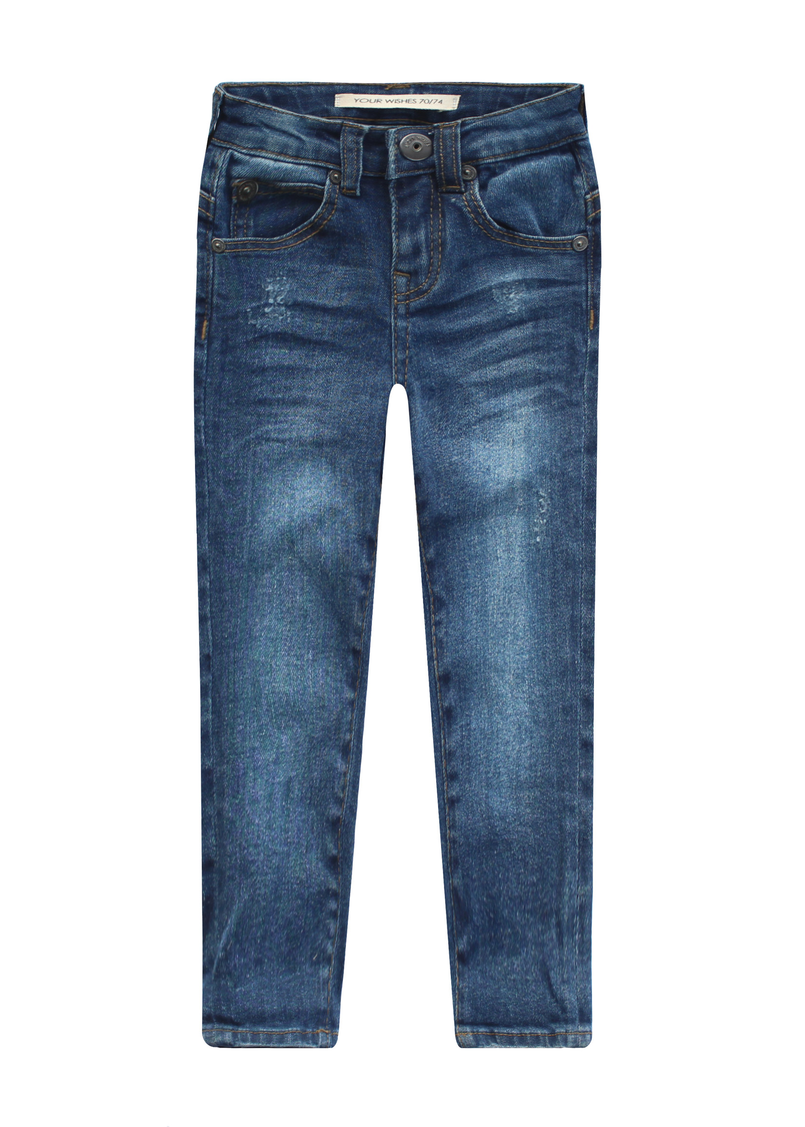 Your Wishes YW - Denim | Slim Fit Jeans Denim Medium Blue