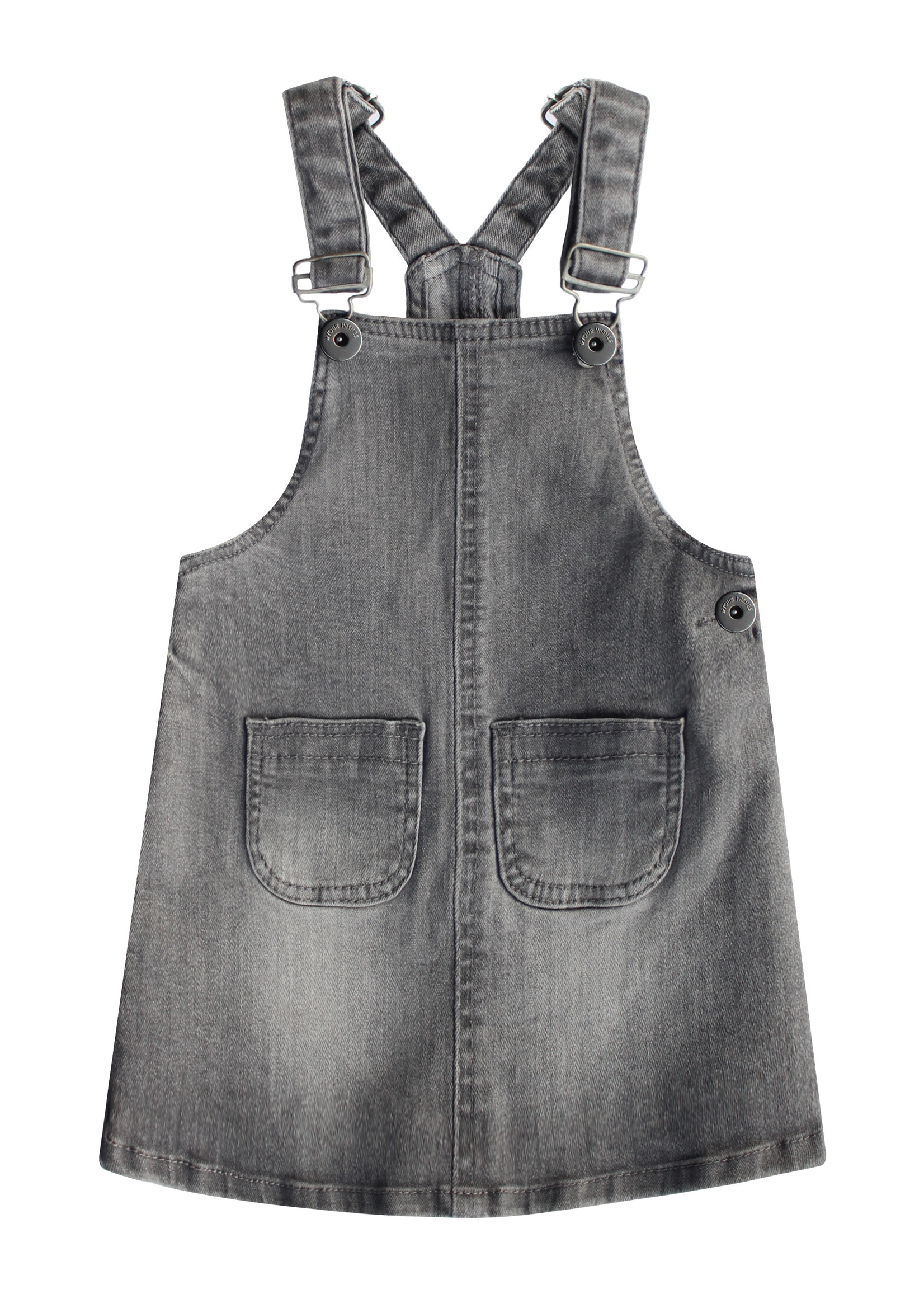 Your Wishes YW - Denim   Pinafore