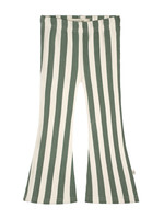 Your Wishes YW - Bold Stripes | Flared Legging