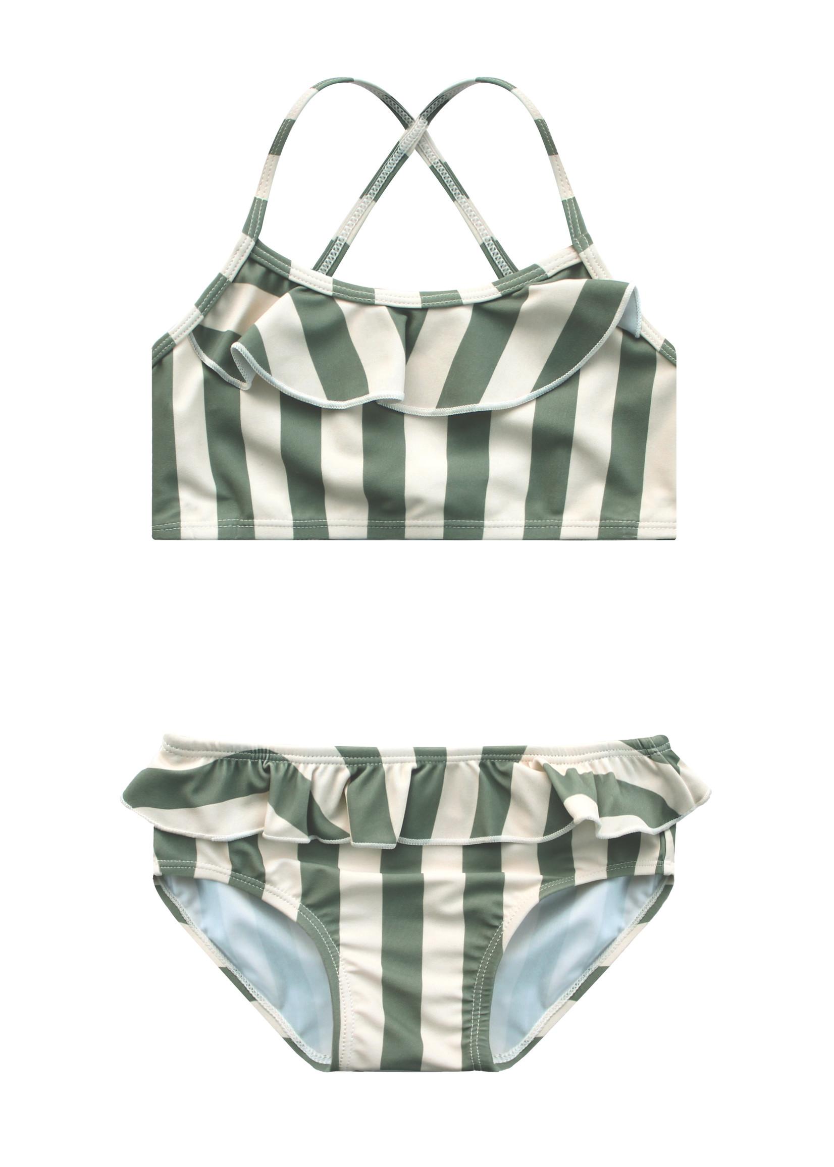 Your Wishes YW - Bold Stripes | Bikini Set