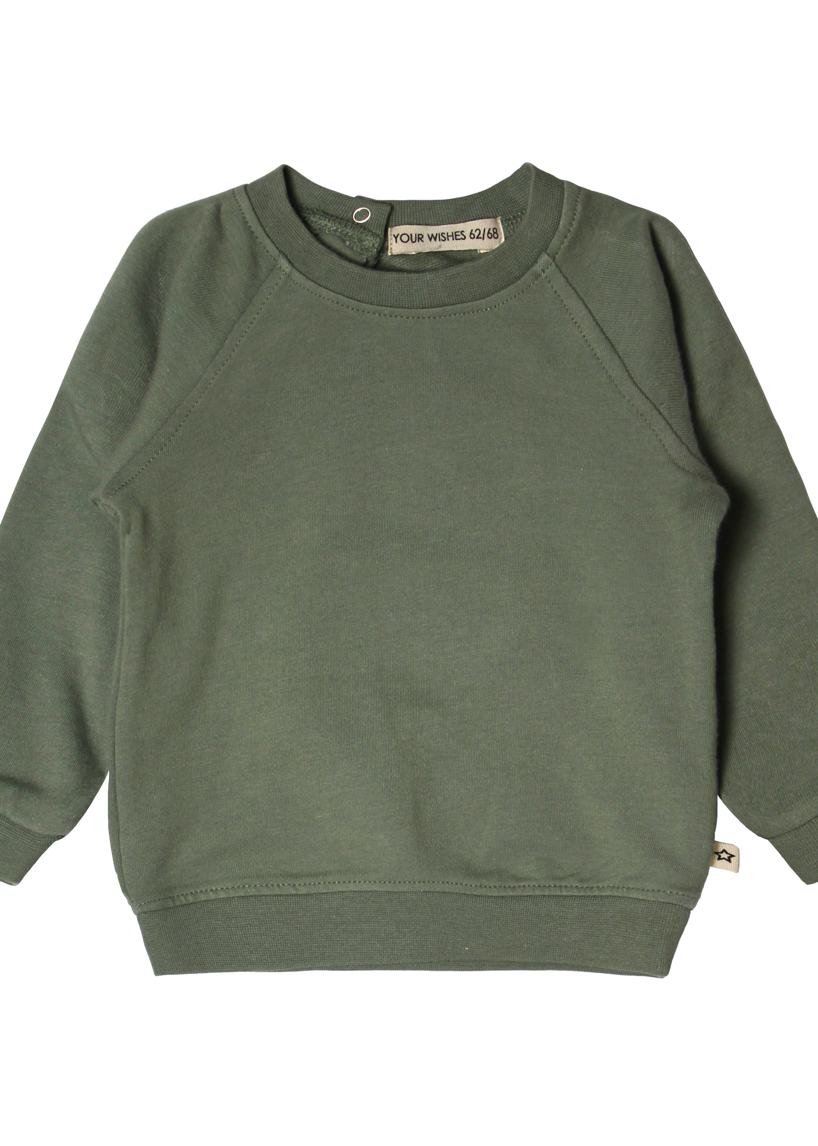 Your Wishes YW - Solid   Sweater