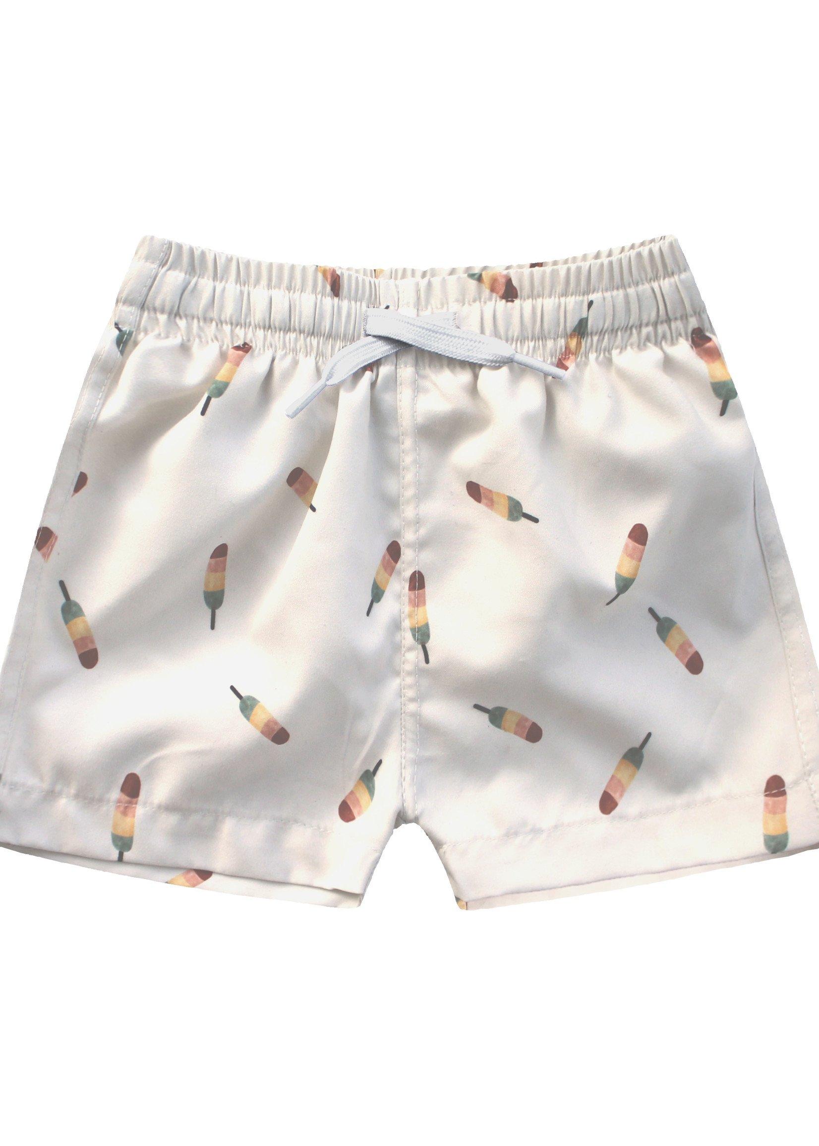 Your Wishes YW - Ice Cream   Swim Shorts