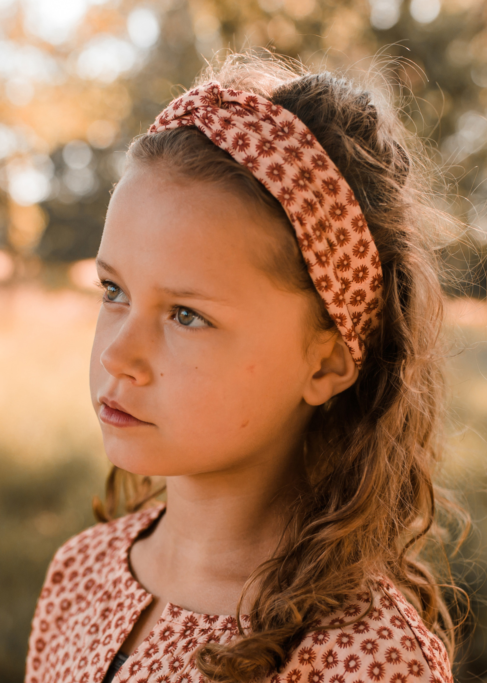 Your Wishes YW - Broderie Terra | Twisted Headband