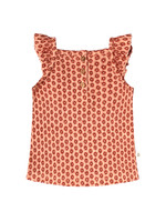 Your Wishes YW - Broderie Terra | Ruffle Singlet