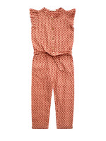 Your Wishes YW - Broderie Terra | Ruffle Jumpsuit
