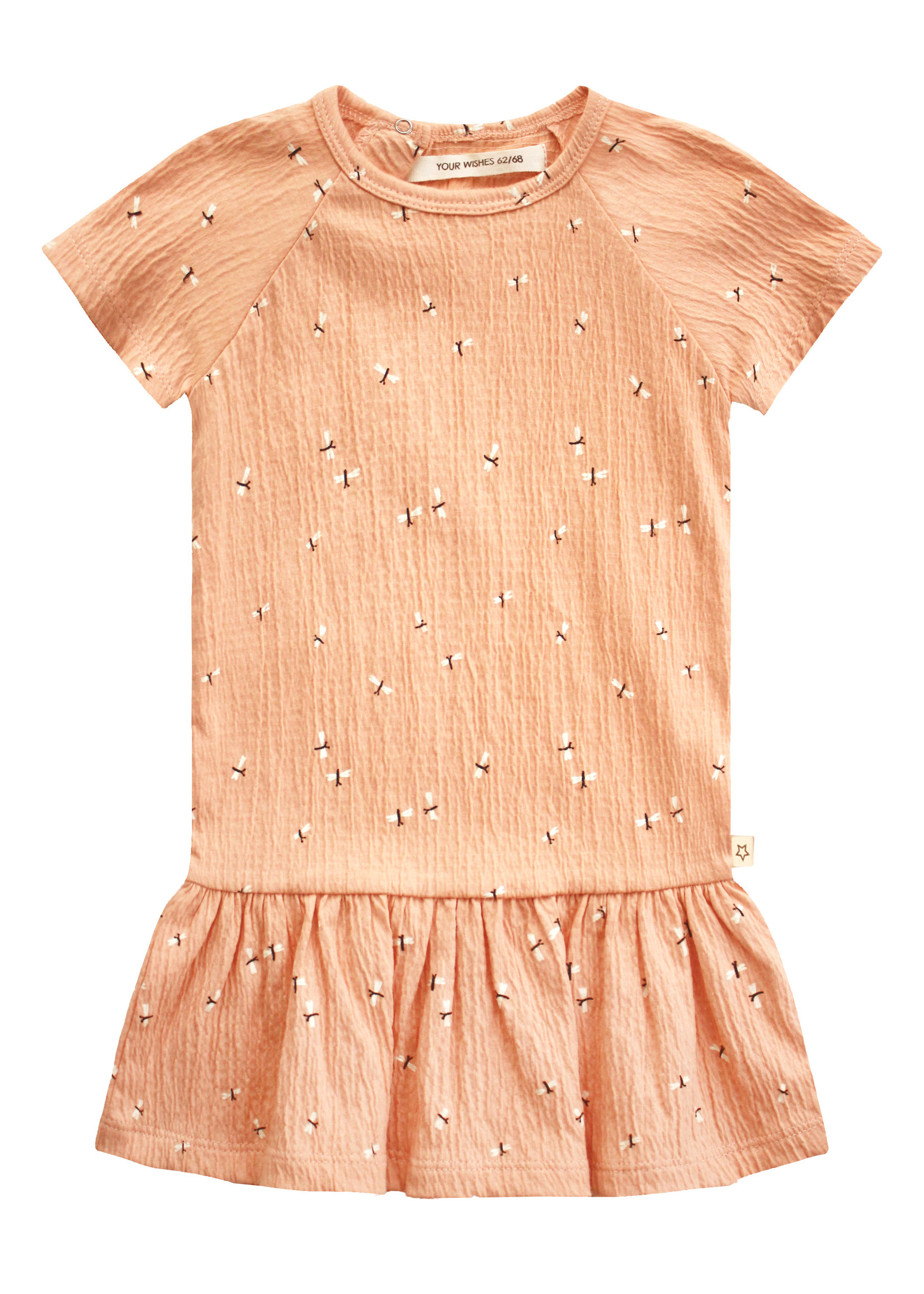Your Wishes YW - Dragonfly | SS Shift Dress