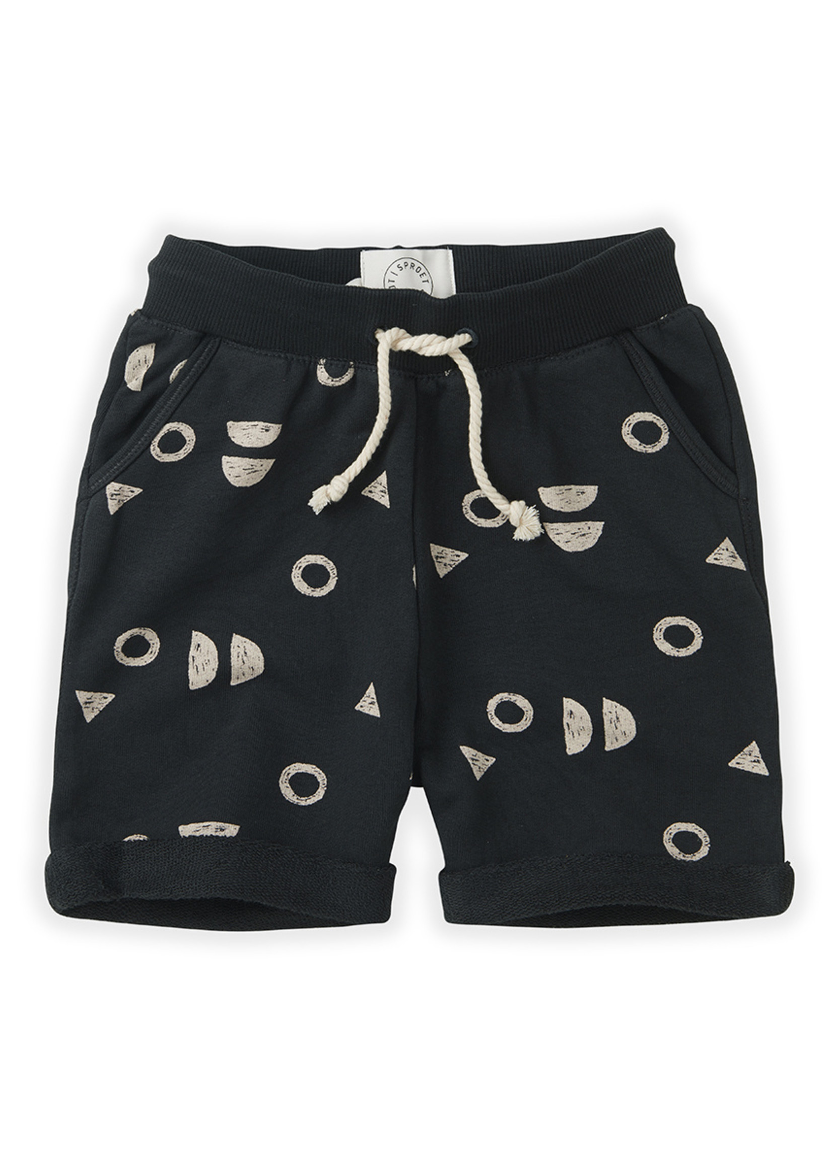 Sproet & Sprout SS - short print abstract