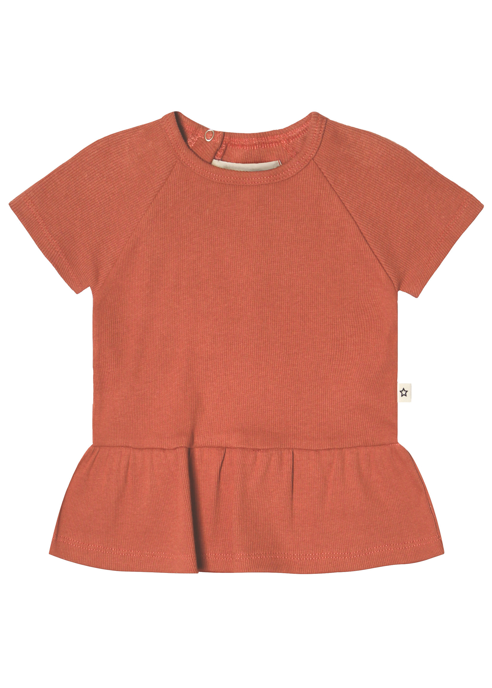 Your Wishes YW - Rib Terra | SS Shift Top