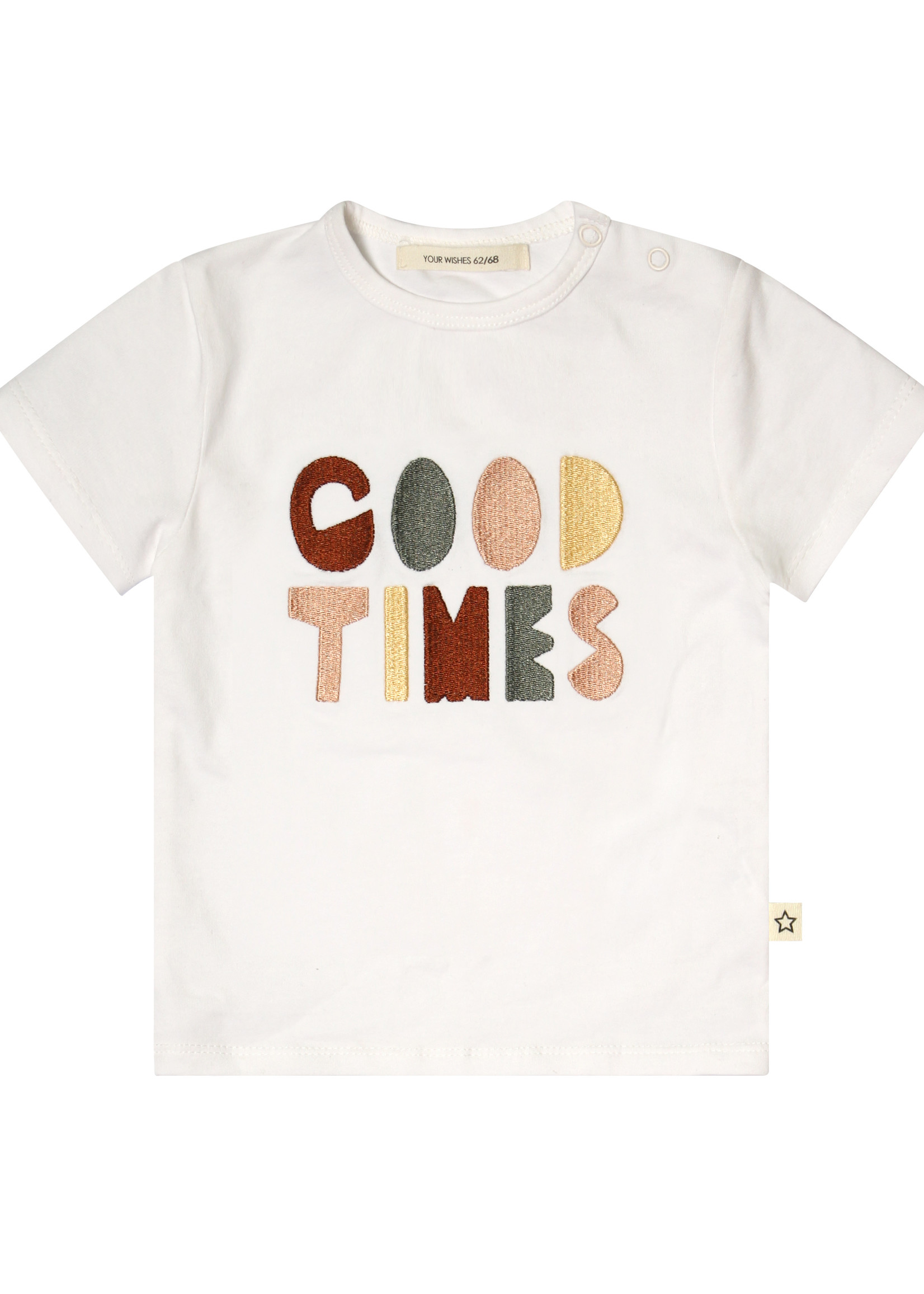Your Wishes YW - Good Times Off White