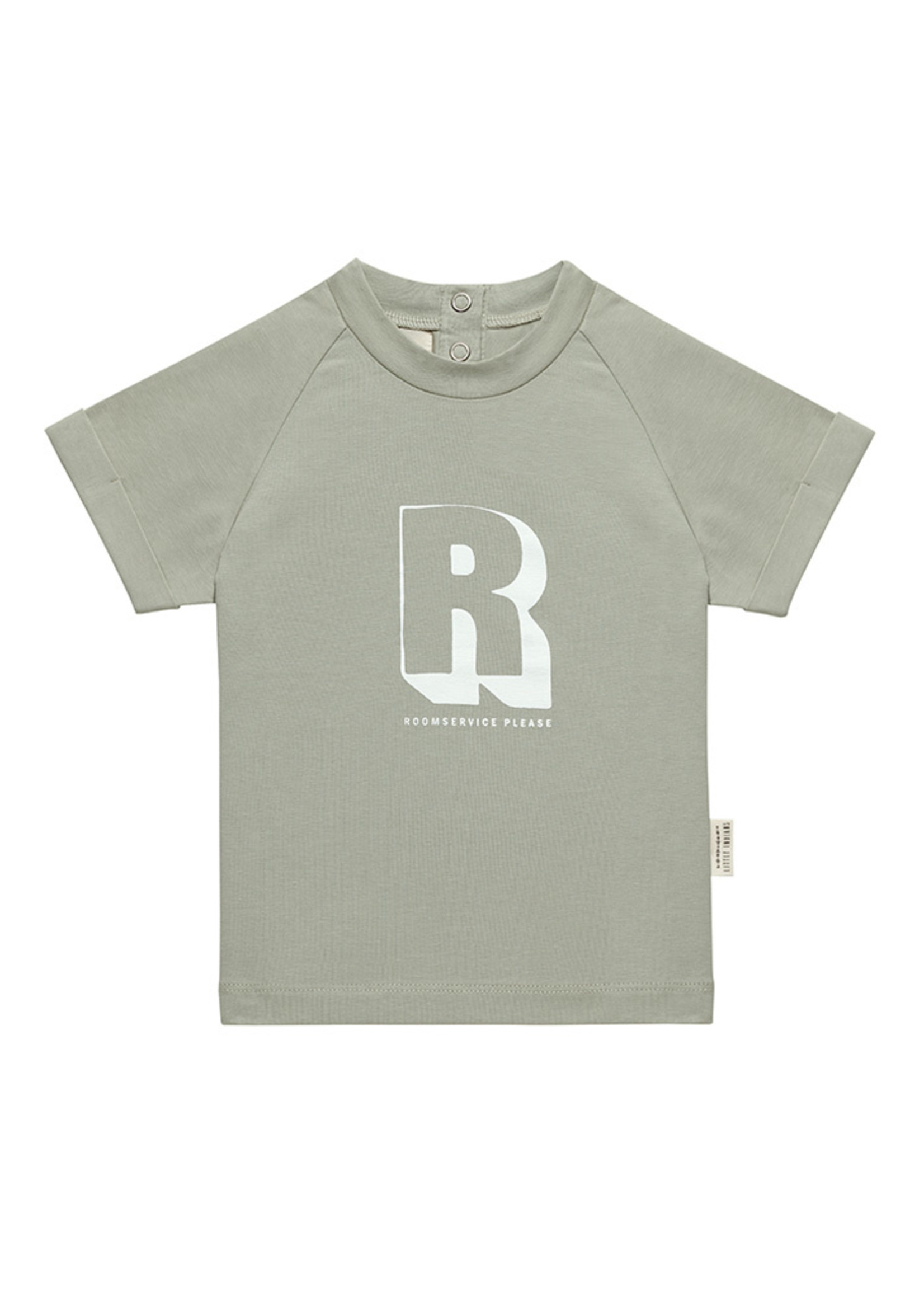 Little Indians LI - Tshirt Roomservice Abbey Stone