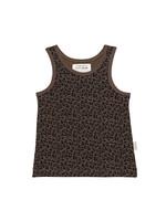 Little Indians LI - Tanktop Leopard Fondue Fudge