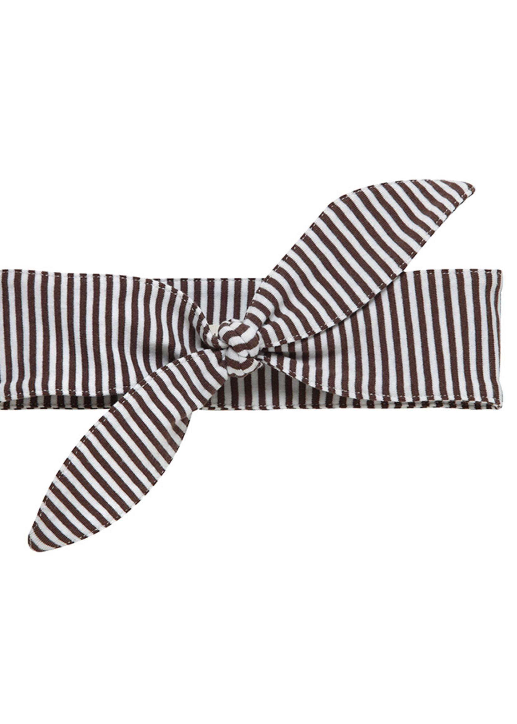 Little Indians LI - Headband - Brown Stripe