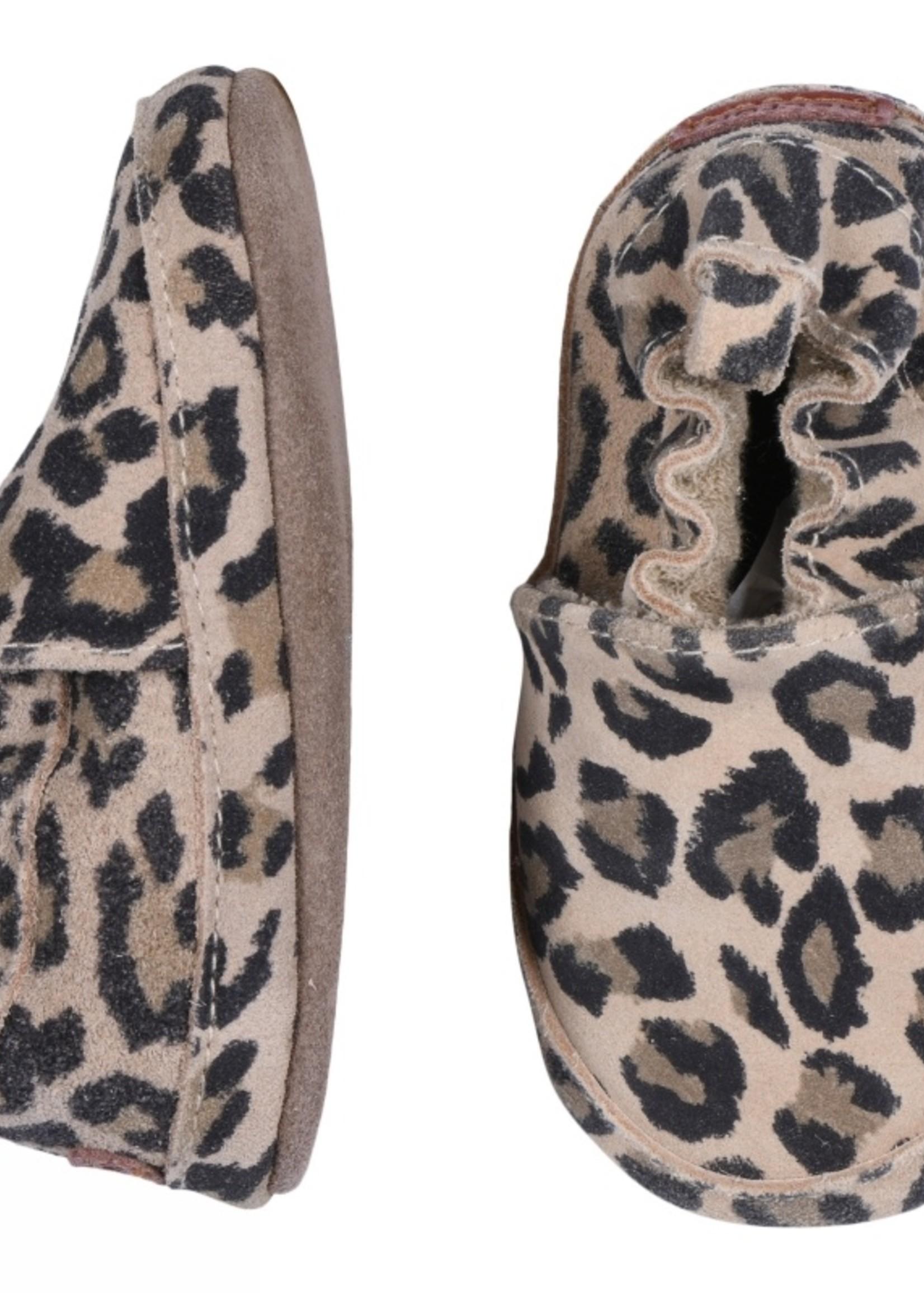 Leather Shoe - Animal Skin
