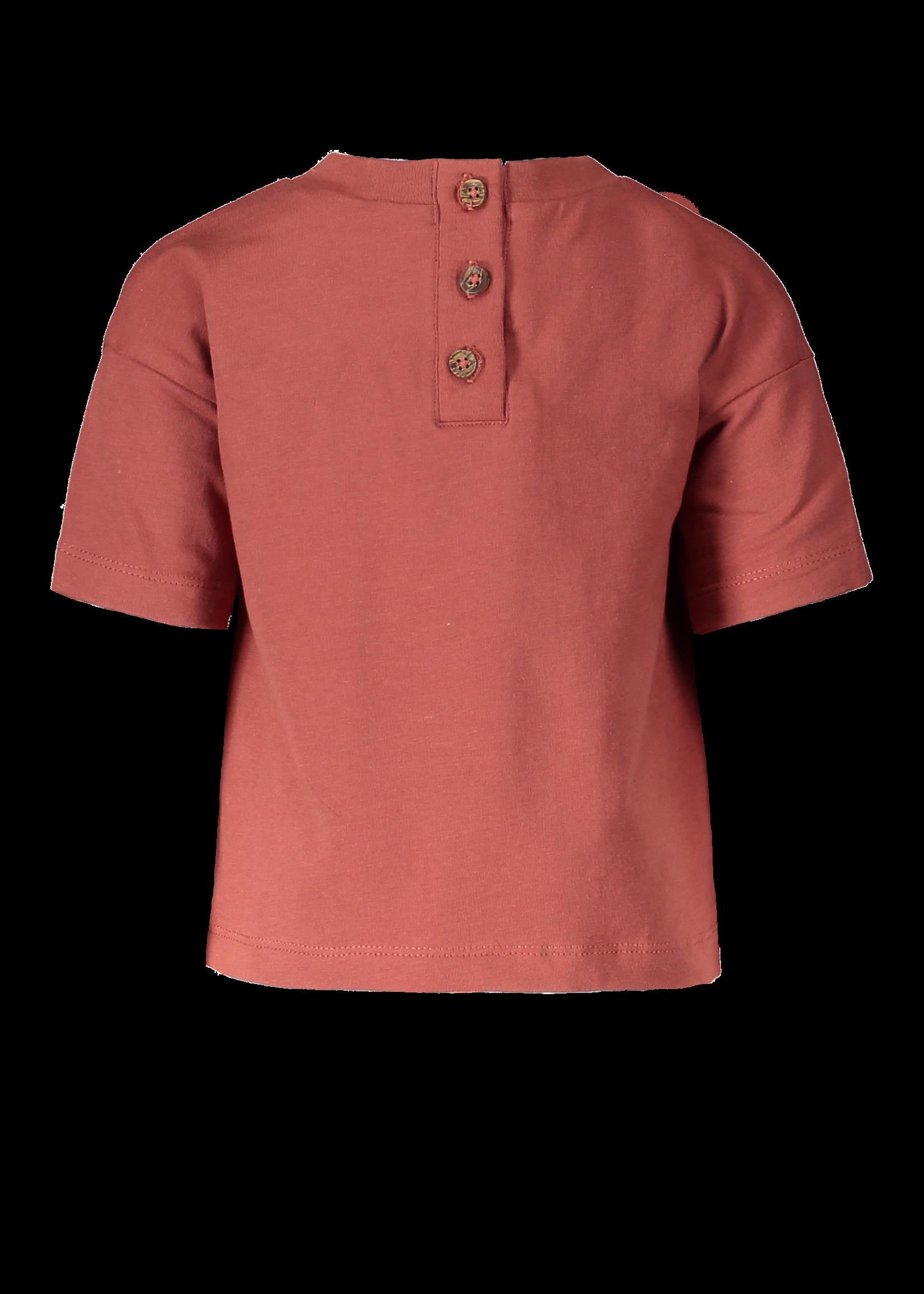 Pexi Lexi PL - T-Shirt - Marsala