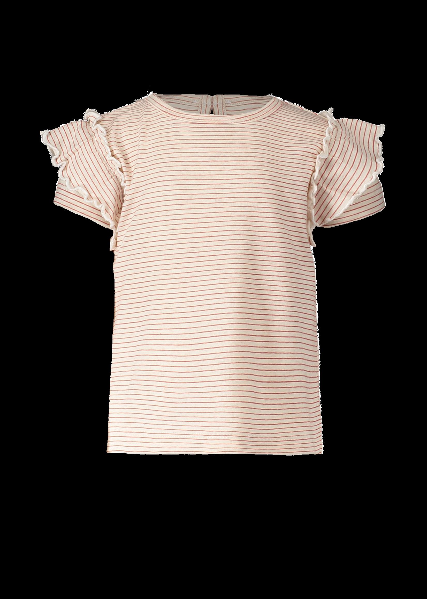 Pexi Lexi PL - Shirt Ruffle - Stripe