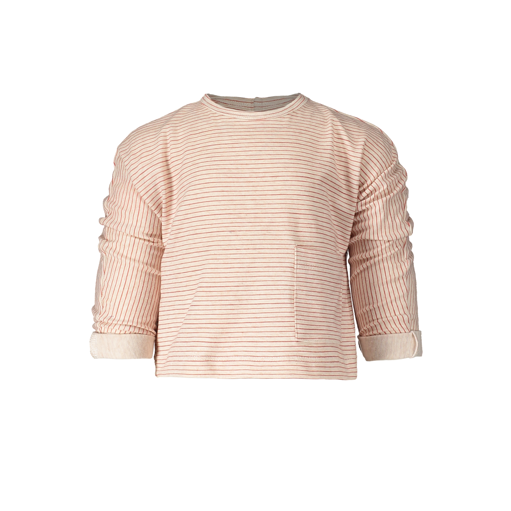 Pexi Lexi PL - Shirt LS Pocket - Stripe