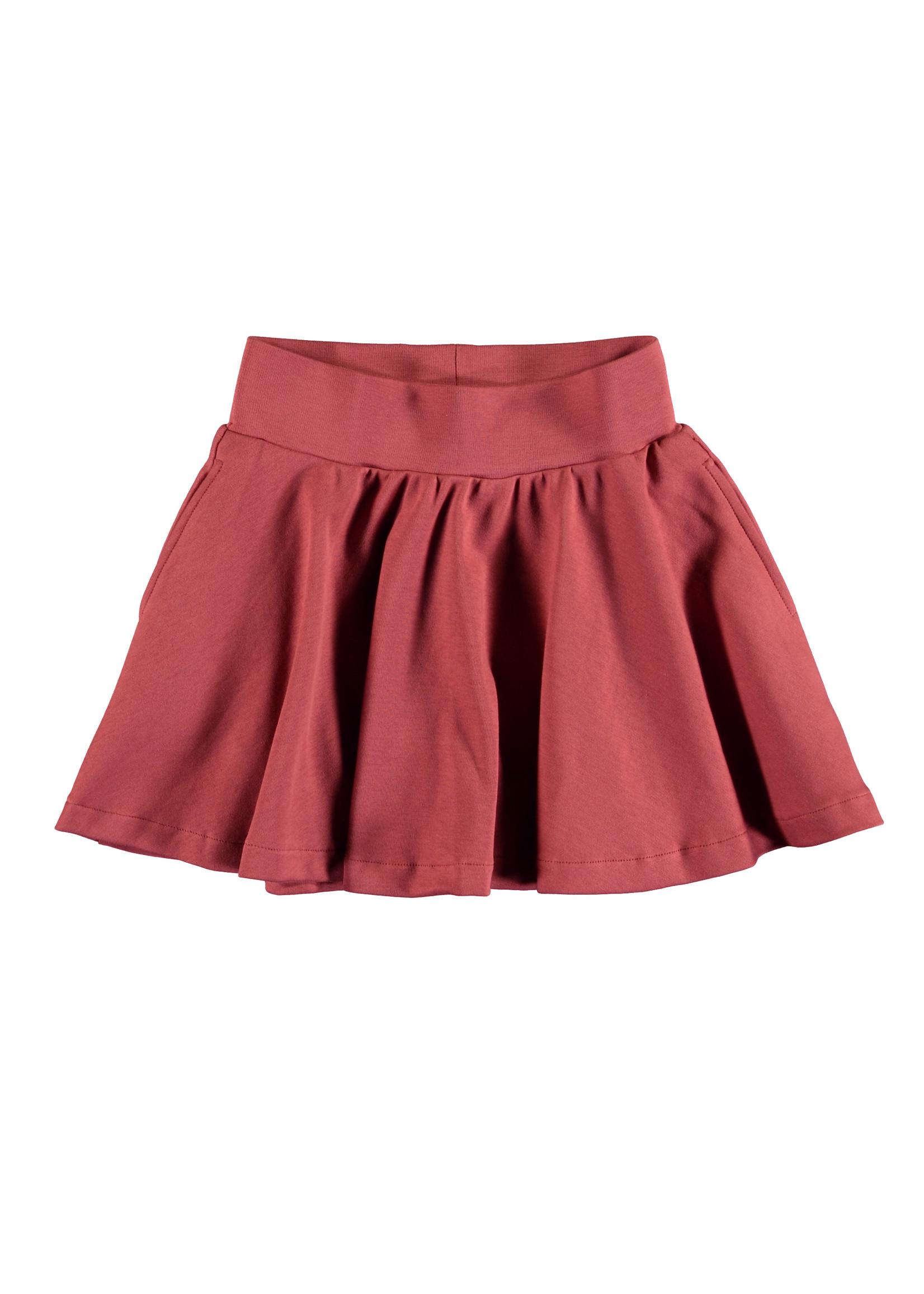 Pexi Lexi PL - Skirt - Marsala
