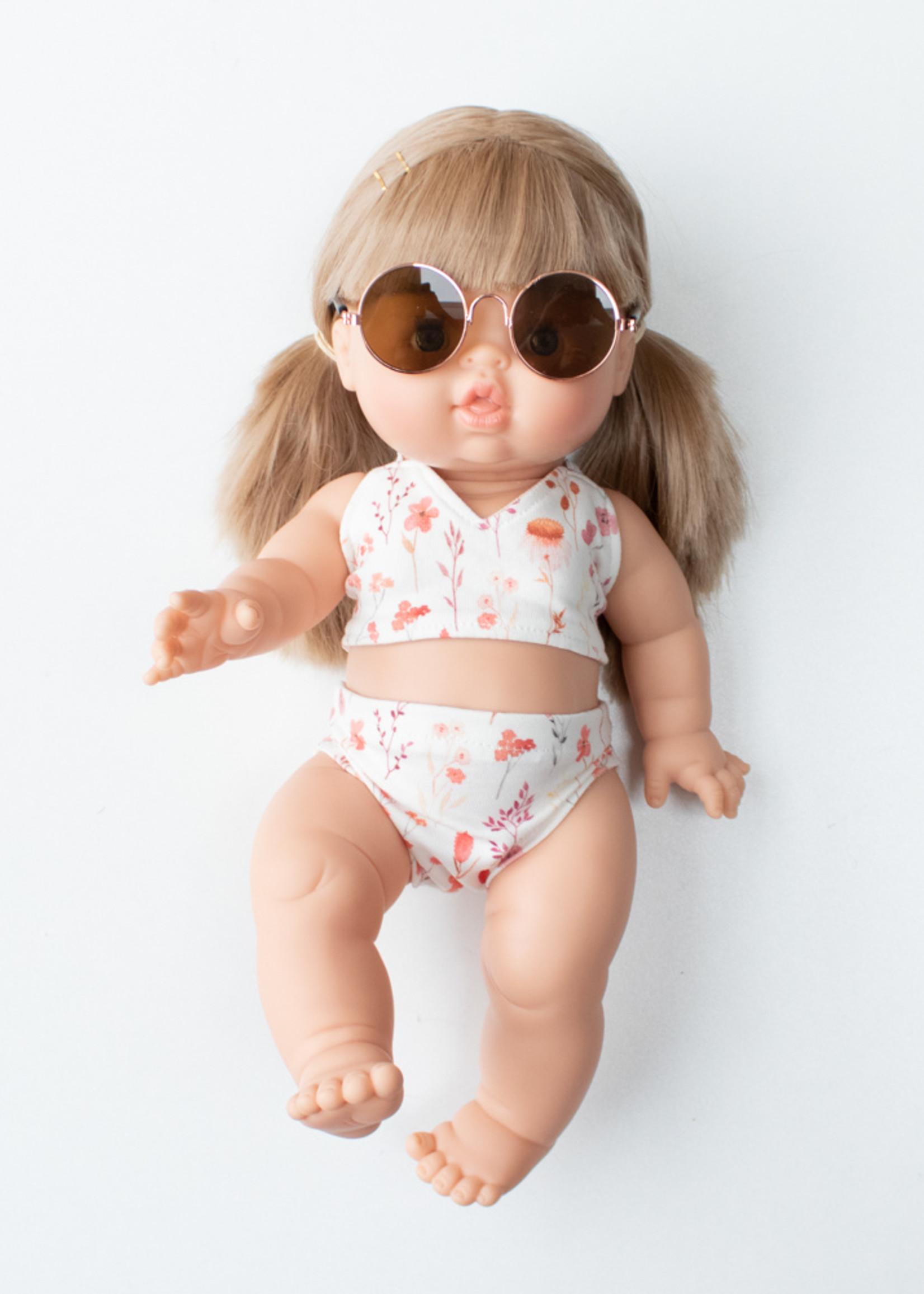 Nuki Nuby Pop - Bikini - Bloemetjes