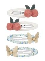 Mimi and Lula M&L - Cherries & Butterflies Clic Clacs