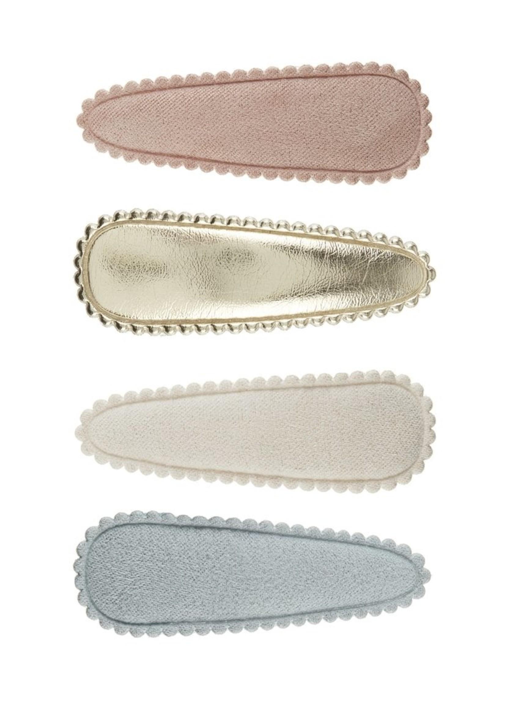 Mimi and Lula M&L - Pastel Blush Sparkle Clic Clacs