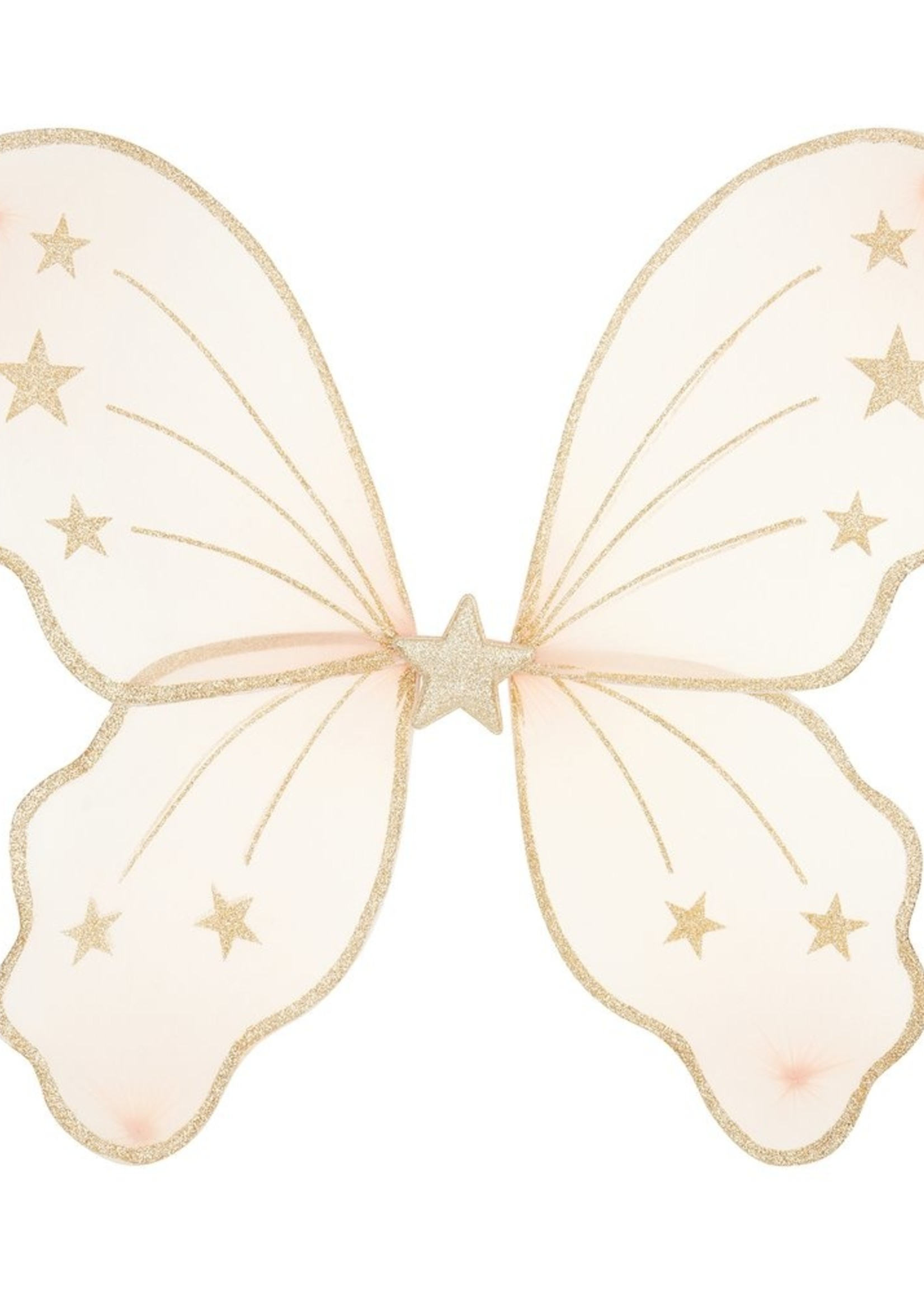 Mimi and Lula M&L - Starry Night Wings - Pink