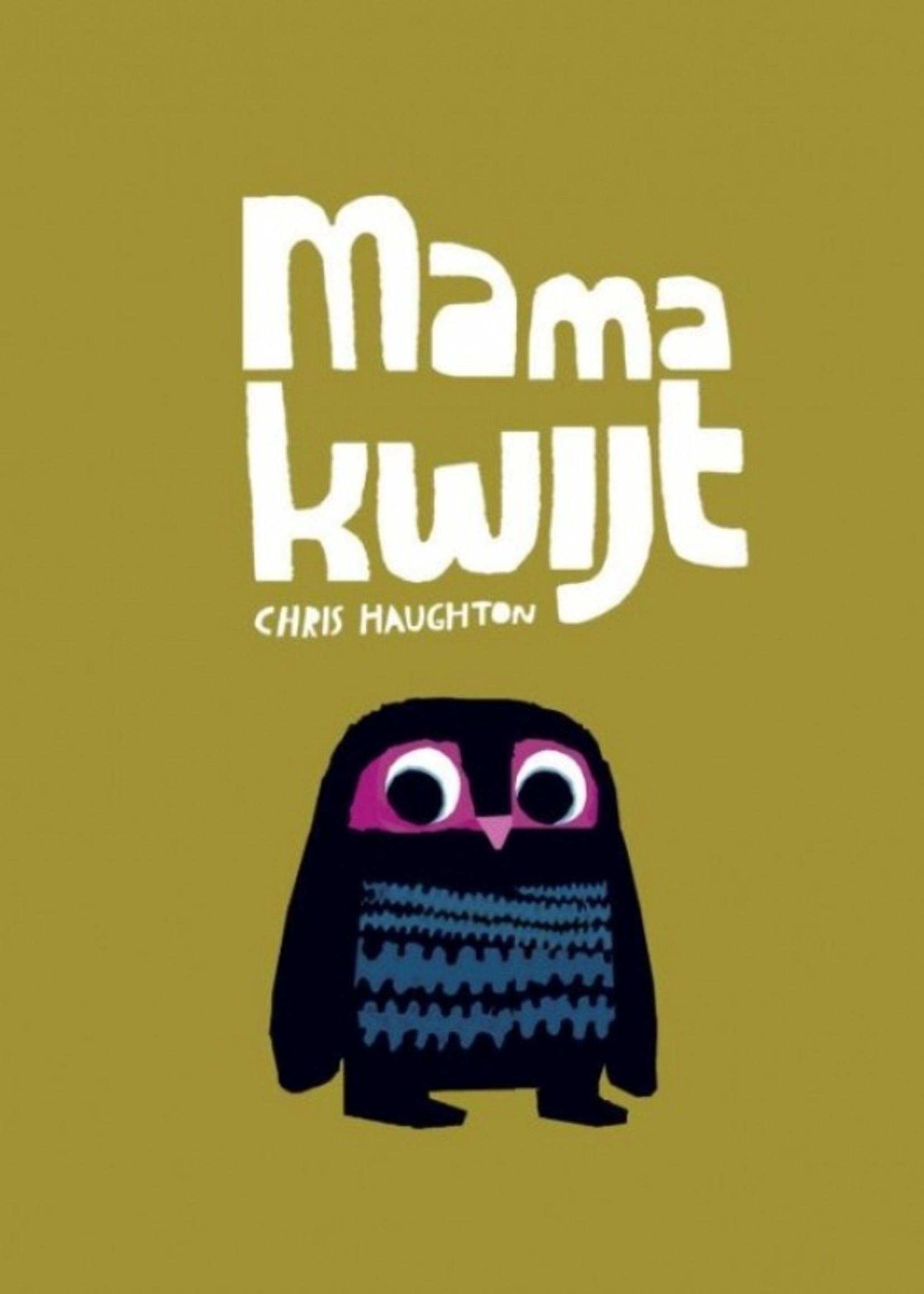 Boek - Mama kwijt (prentenboek)
