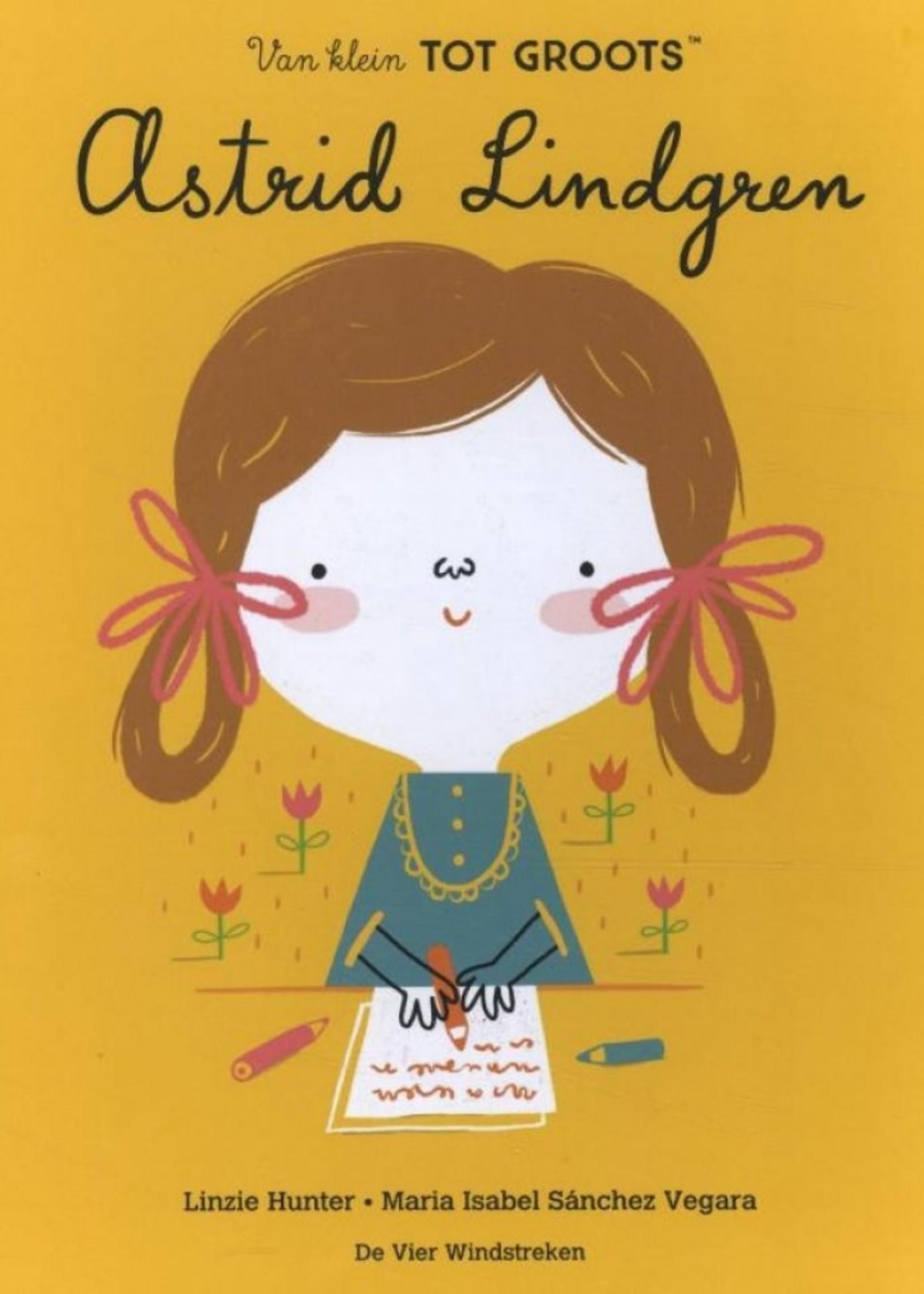 Boek - Van klein tot groots : Astrid Lindgren