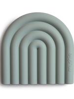 Mushie Mushie - Teether - Camebridge Blue