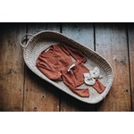 Blossom Kids BK - Baby Pants -Deep Coral