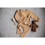 Blossom Kids BK - Teddy Baby cardigan - Cumin