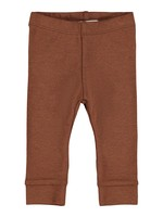 Lil Atelier Lil Atelier - Geo Loose Pant solid au Tortoise Shell