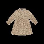 House of Jamie HOJ - High Waist Dress - Ginger Bread - Oatmeal Forest