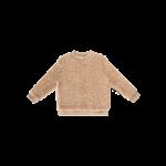 House of Jamie HOJ - Teddie Crewneck Sweater  - Oatmeal