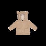House of Jamie HOJ - Teddie Hooded Jacket Fox - Oatmeal
