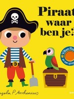 Boek - Piraat waar ben je?