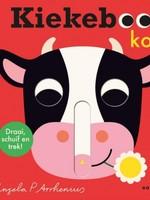 Boek - Kiekeboe Koe