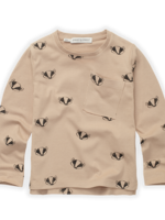 Sproet & Sprout S&S - T-Shirt Badger Print
