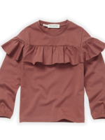 Sproet & Sprout S&S - T-Shirt Ruffle Fig