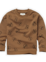 Sproet & Sprout S&S - Sweatshirt Apple Print